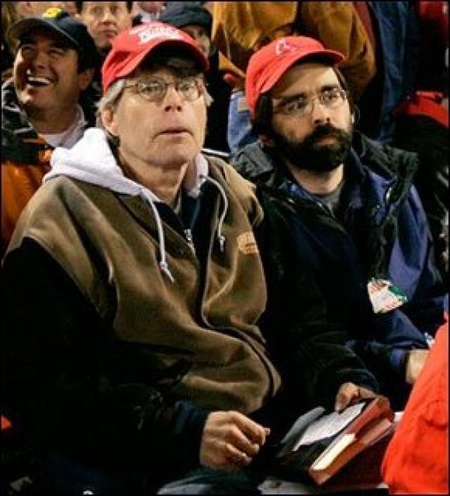 Stephen King e Joe Hill