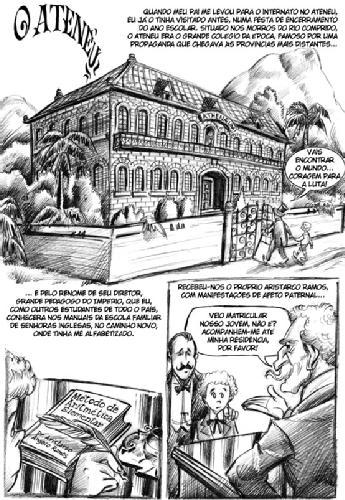 o_ateneu_-_Literatura_brasileira_em_quadrinhos