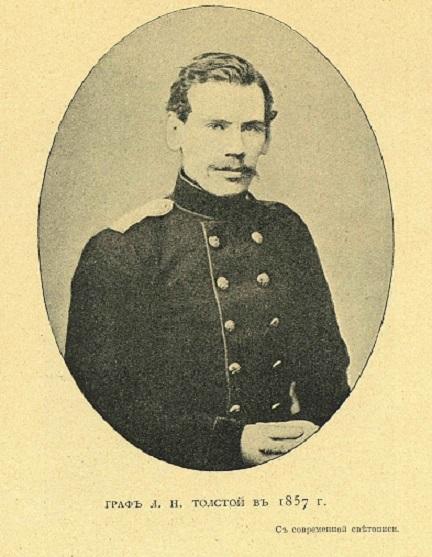 Tolstoi militar