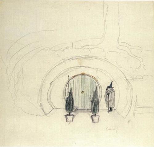 'Gandalf' | Lápis, lápis de cor