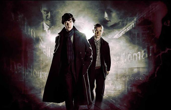 Sherlock . Série Televisiva da ABC