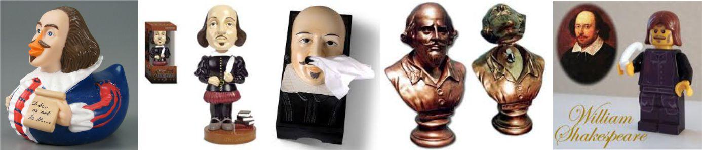Shakespeare Brinquedos