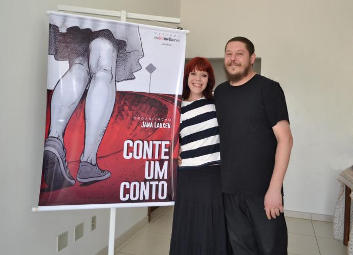 06 - Editores Jana e Alexandre - Conte um Conto Vol. I - Por Igor Reschke