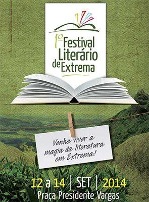 Clique na imagem e veja como foi o Festival Literário que o Homo Literatus fez a cobertura!