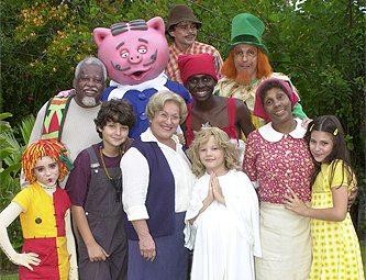 programa, serie, síito do picapau, TV Globo entre 2001 e 2007