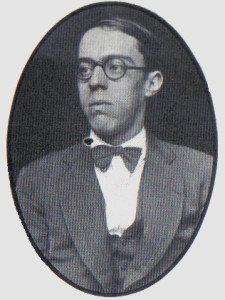 Sergio Buarque de Holanda jovem