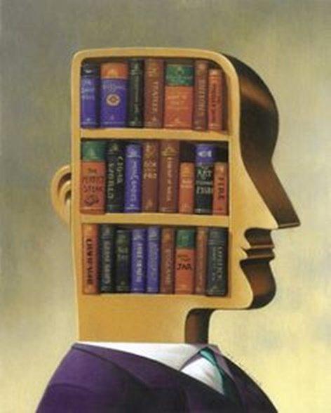 cérebro-biblioteca