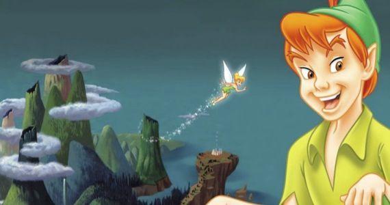 Peter Pan E A Ditadura Infantil Da Terra Do Nunca