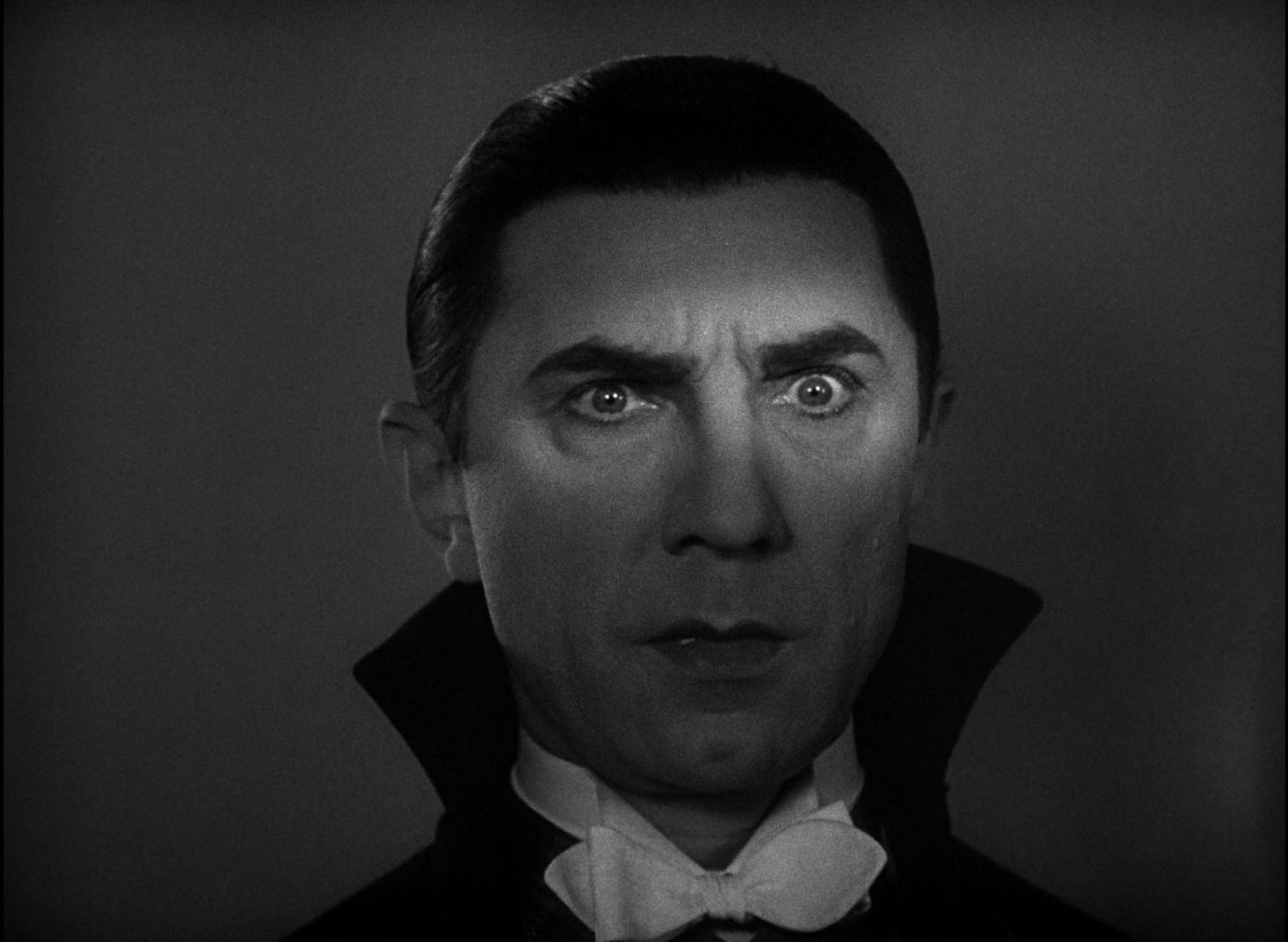 Dracula interpretado por Bela Lugosi. Teria sido inspirado em um homem excêntrico