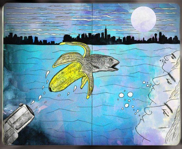peixes-banana