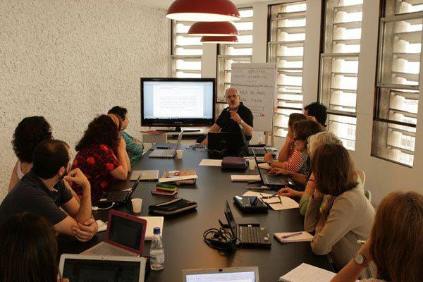Oficina criativa com Assi Brasil/ divulgação