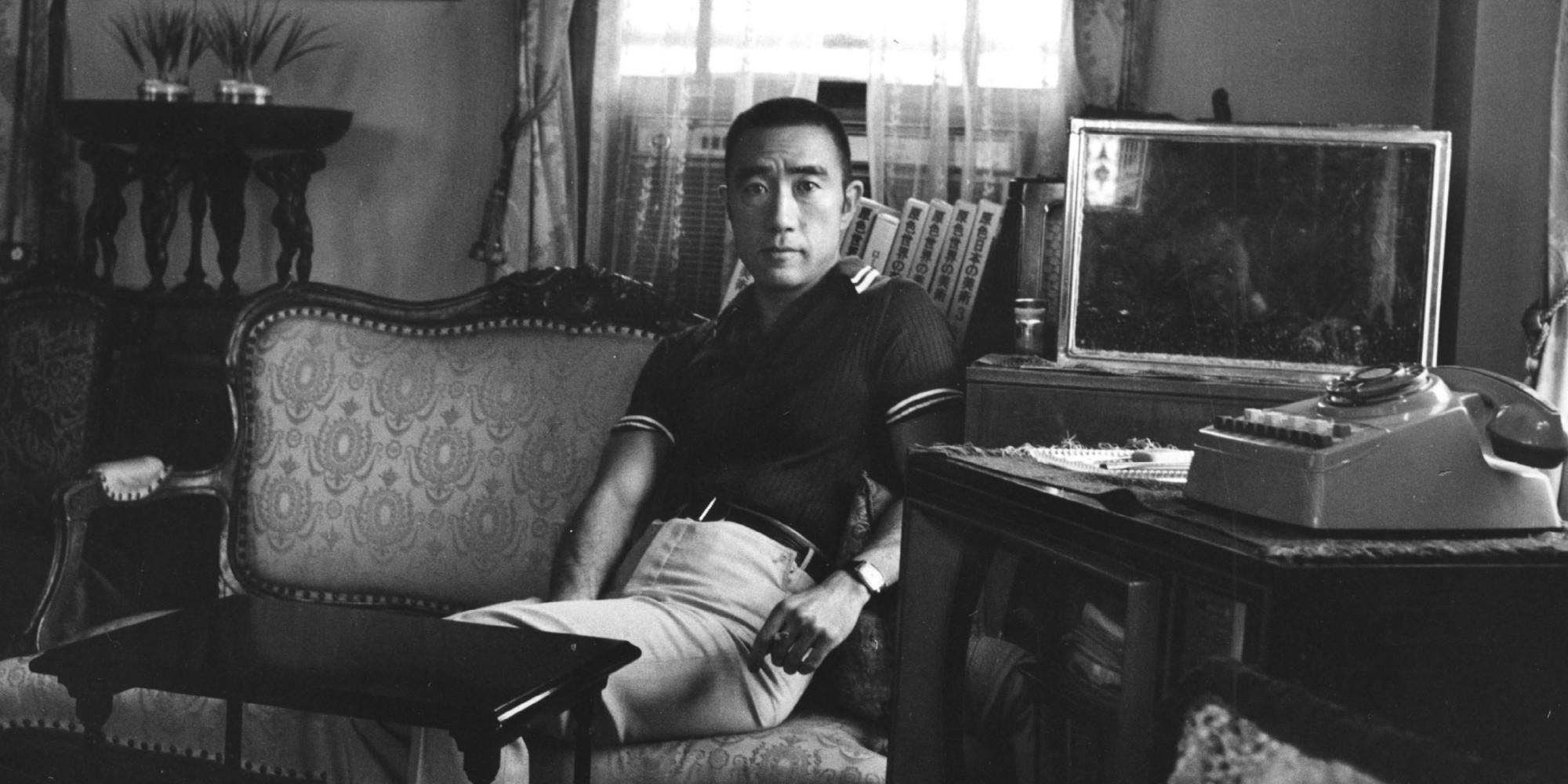 O romance triplo de Yukio Mishima