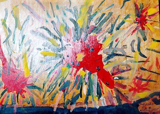 Explosão - 1975