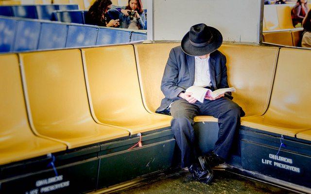 Levante o chapéu pra eu ver quem é você, leitor