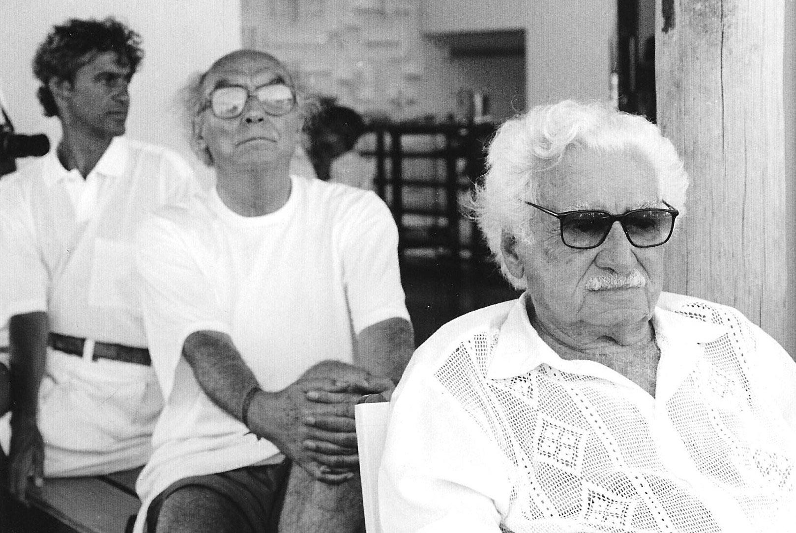Amigos de José Saramago