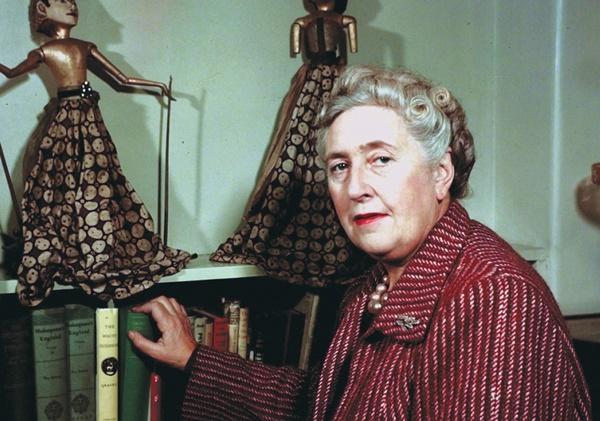 livros sobre mulheres Agatha Christie