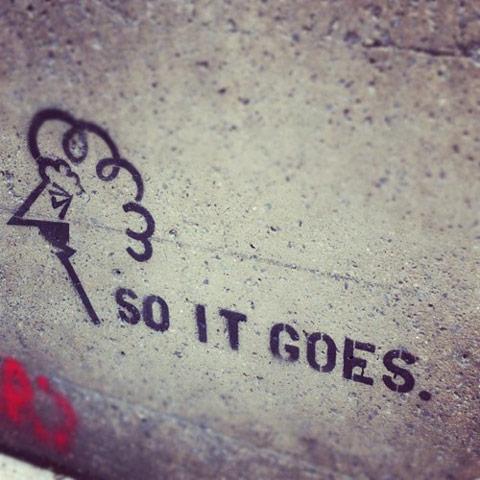 graffitis literários